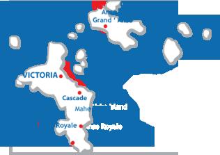seychelles-plattegrond